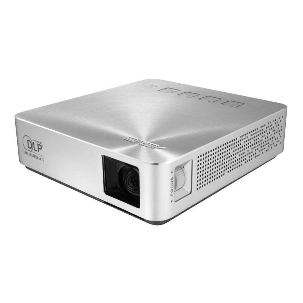 Proiettore S1+ Borsa DLP WVGA 200 ANSI lm Rapporto di Contrasto 1000:1 un ingresso HDMI / VGA