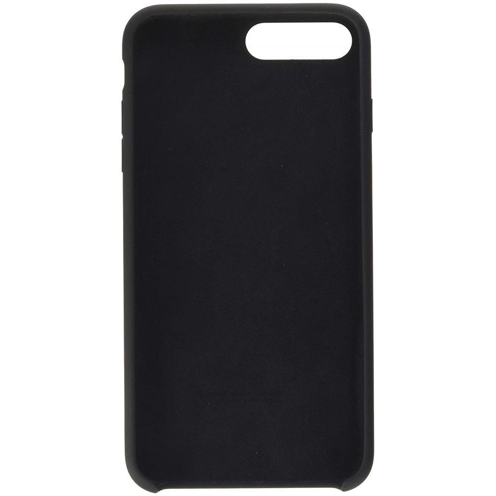 APPLE Cover in Silicone per iPhone 7 Plus - Nero