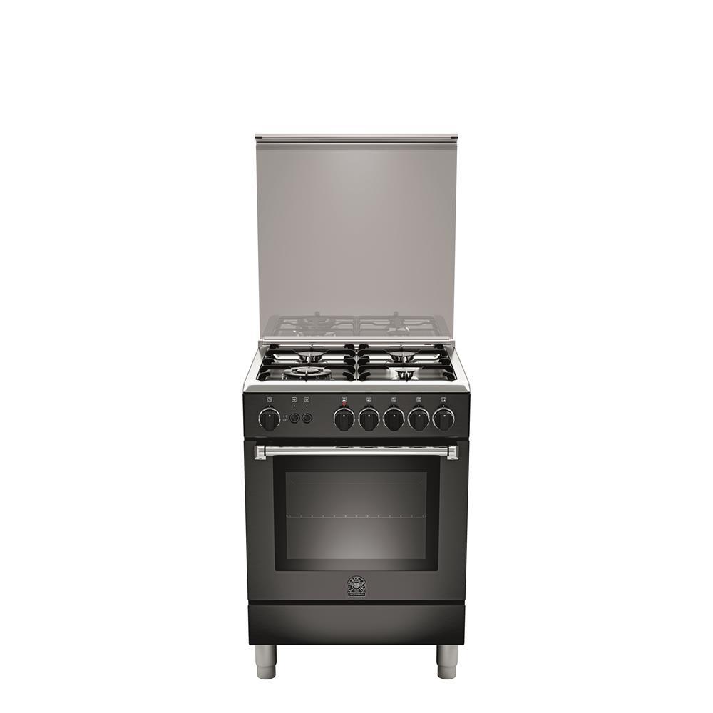 Bertazzoni la germania cucina a gas am64c71cne 4 fuochi - Eprice cucine a gas ...