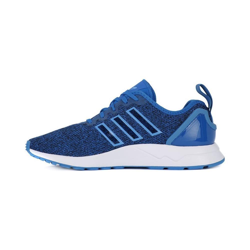 sports shoes 5a6d4 d5083 adidas Scarpe Bambino Zx Flux Adv 38 Blu Azzurro
