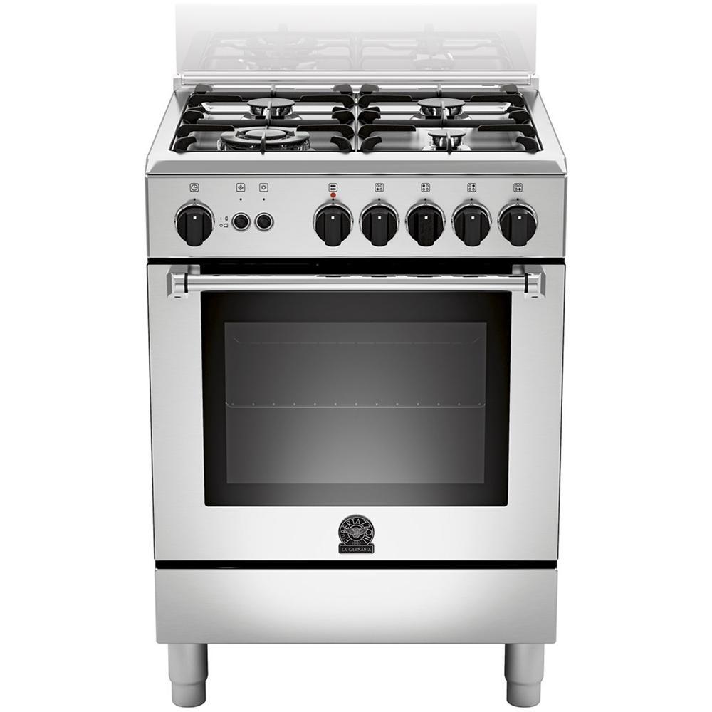 Bertazzoni la germania cucina a gas am64c71cx 4 fuochi a - Eprice cucine a gas ...