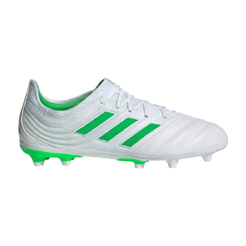 adidas Scarpe Calcio Ragazzo Adidas Copa 19.1 Fg Virtuso Pack Taglia: 36,6666666666667 Colore: Bianco Verde