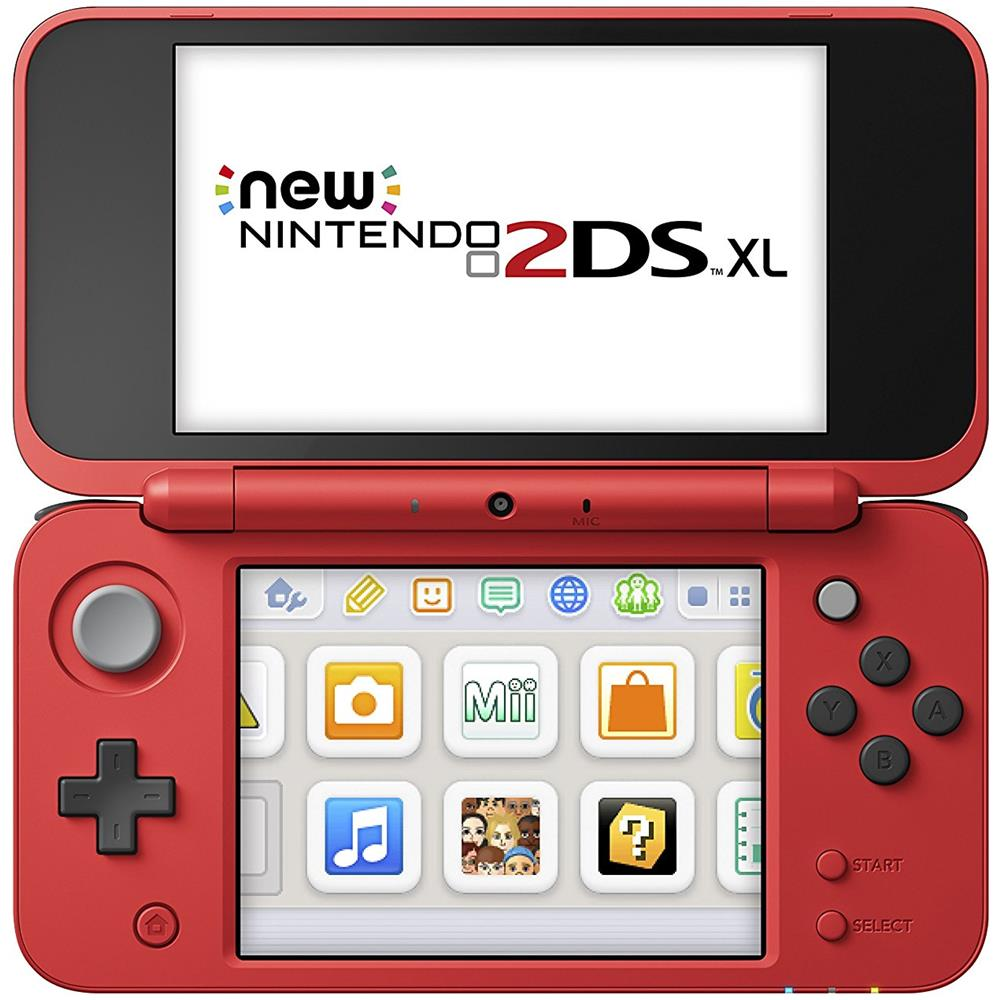 Console New 2DS XL Poké Ball Limited Edition