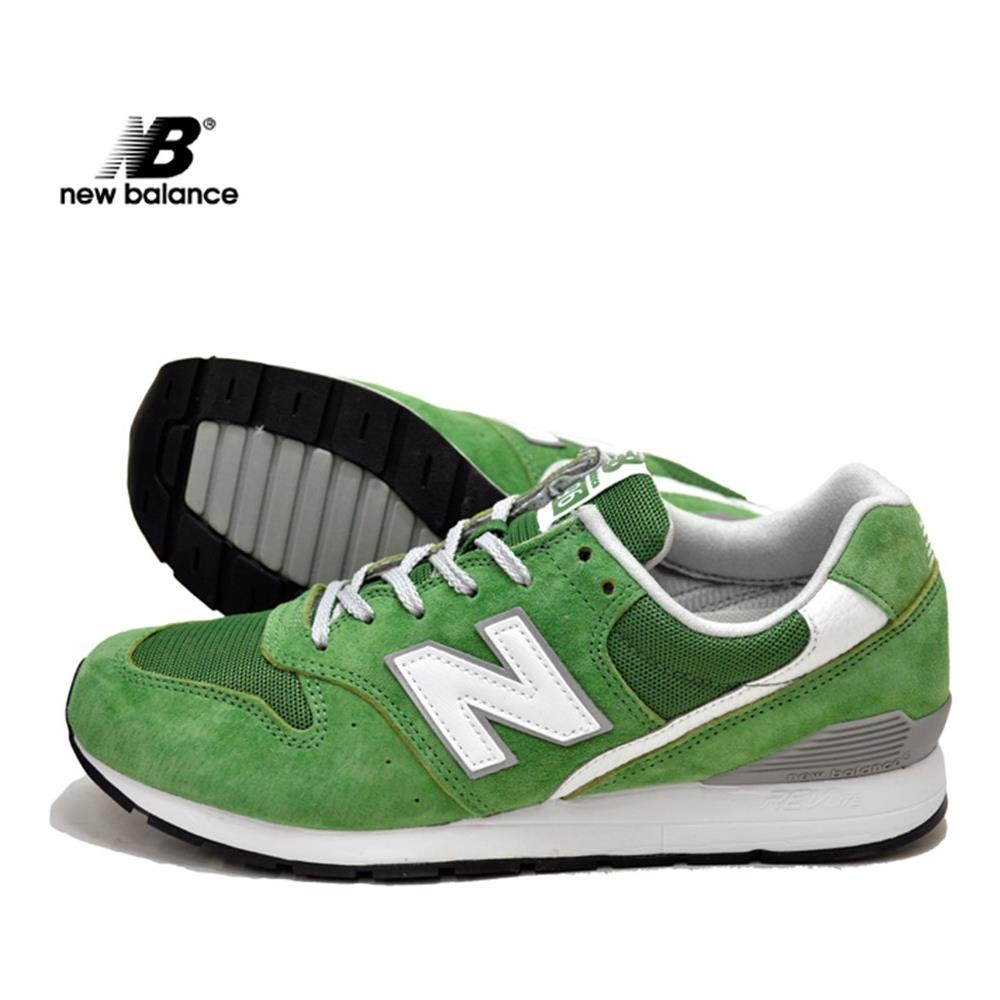 New Balance Classics Traditionnels 996 MRL996KG verde scarpe basse