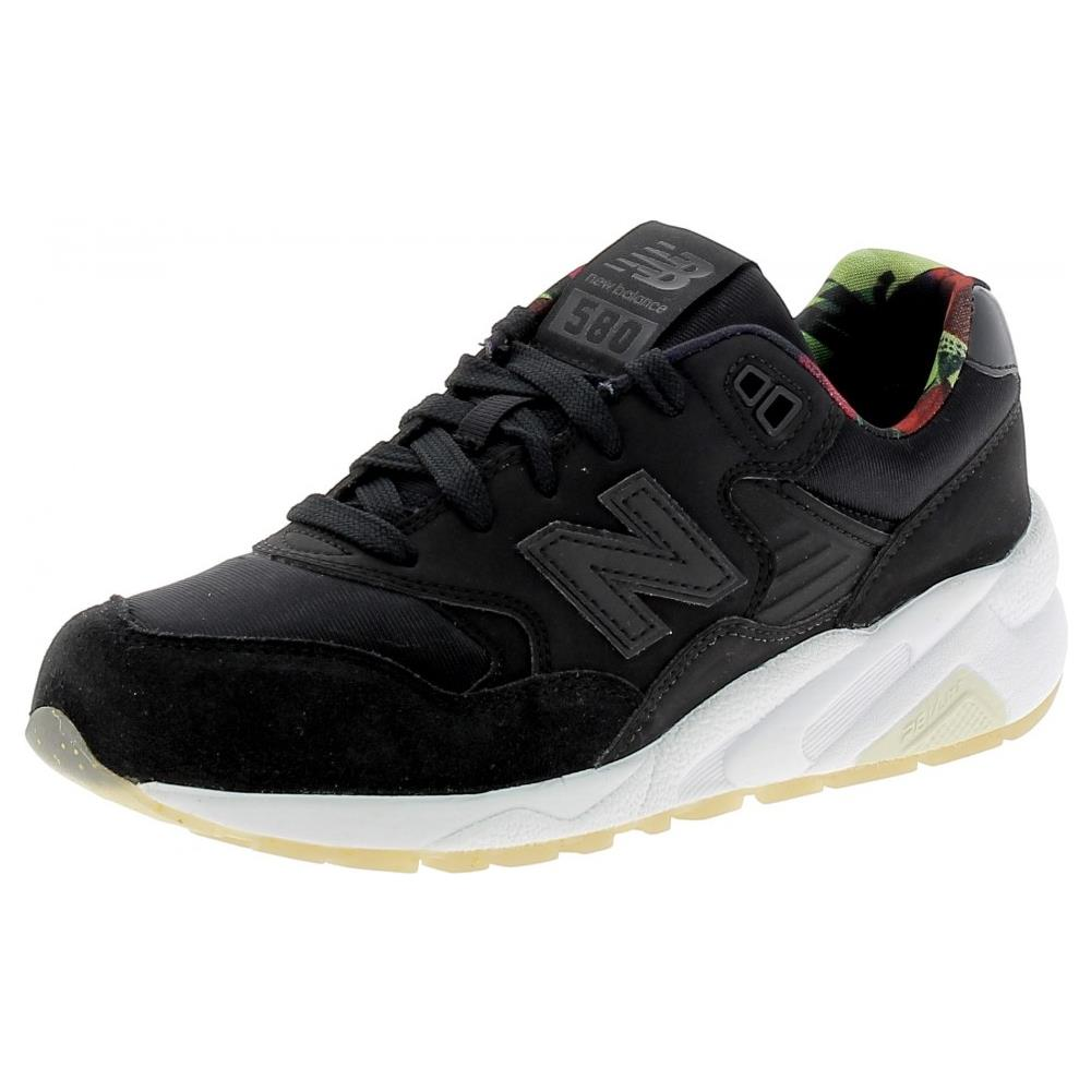 huge discount b86a1 6680d New Balance - 580 Scarpe Sportive Donna Nere 37 - ePRICE