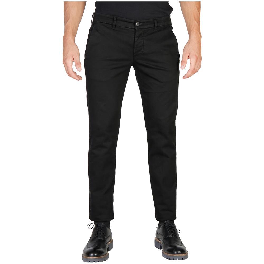 b2b356f672 Oxford University - Pantaloni Oxford University Uomo Nero Oxford  pant-regular-black Taglia 33 - ePRICE