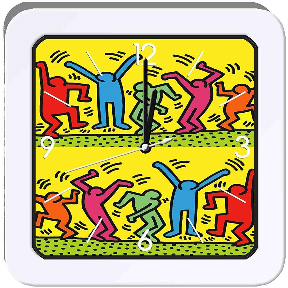 Copripiumino Keith Haring.Capricci Italiani Sveglia Keith Haring Eprice
