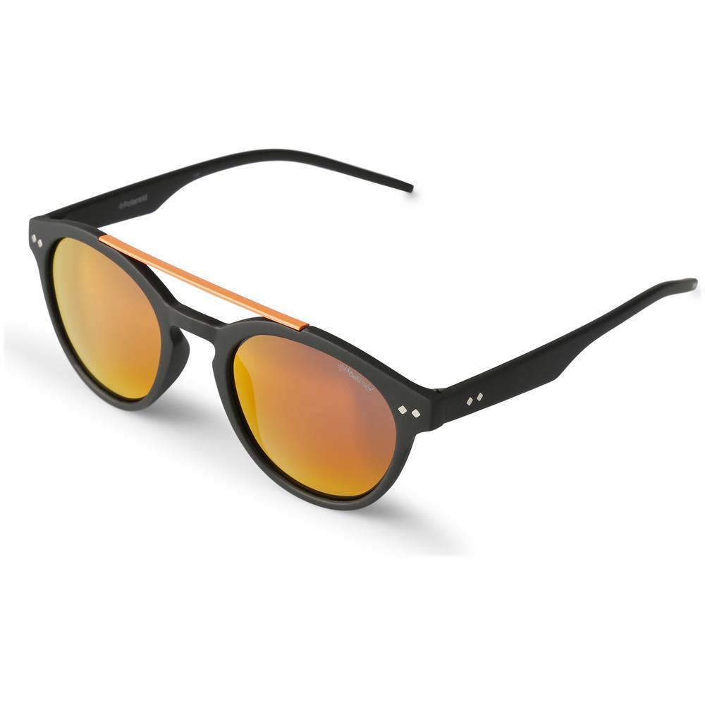 a basso prezzo 6a603 7e3bb POLAROID Occhiali Da Sole Polaroid Unisex Black, orange Pld6030 00350oz