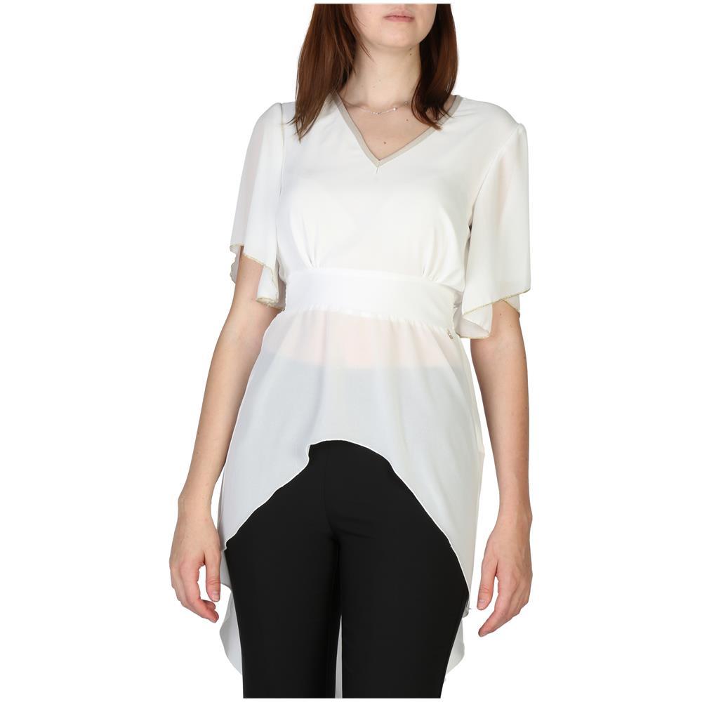 metà fuori ee682 812bf RINASCIMENTO Camicie Rinascimento Bianco 86706 003 b021bianco Taglia M