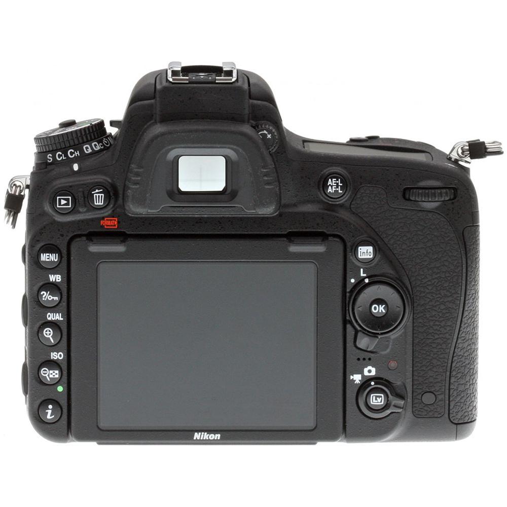 7369daa582 Nikon D750 Nero Body Sensore CMOS FX 24Mpx Display 3'' Filmati Full HD Wi-Fi