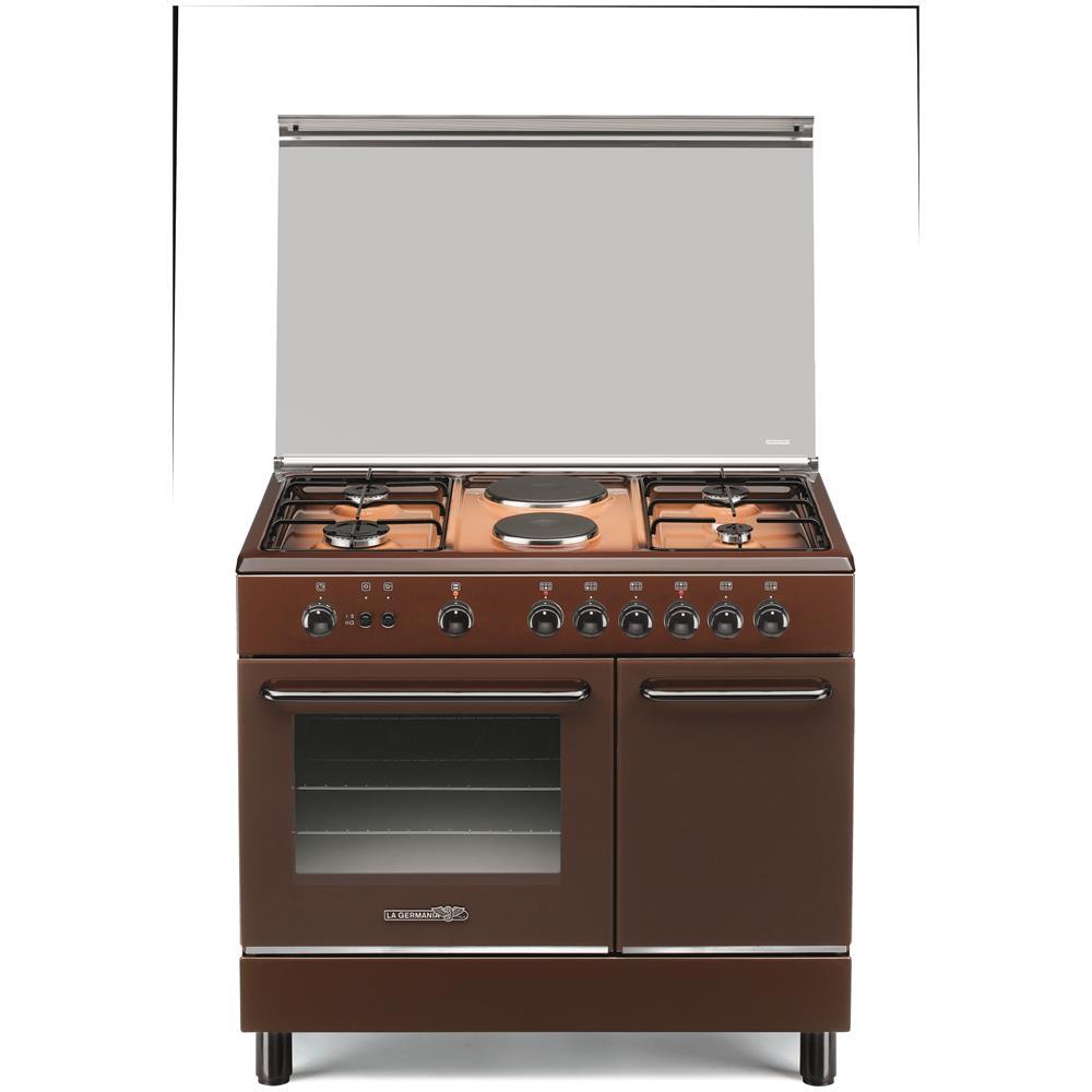 Bertazzoni La Germania - Sp94241c - Mp424bs6m4403 Cucina Libera ...