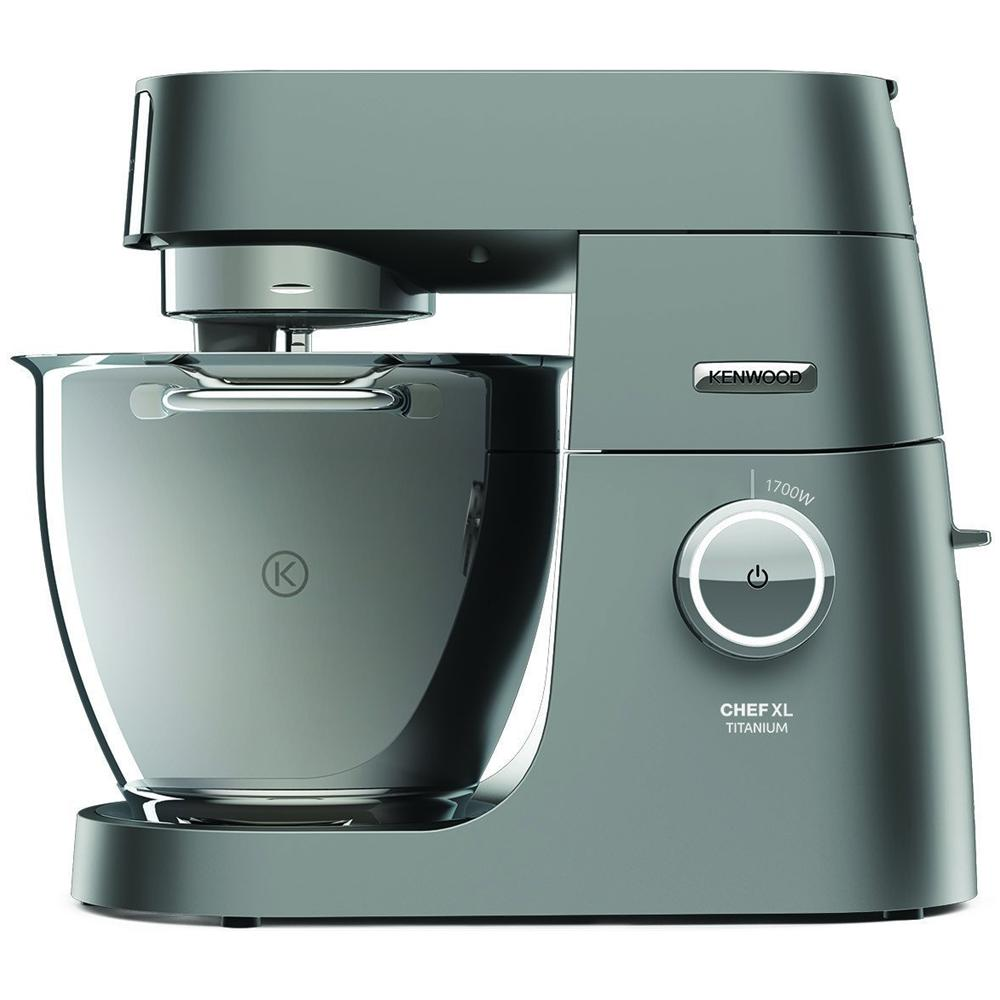KENWOOD - Planetaria Chef Major Titanium KVL8300S Capacità 6.7 L ...