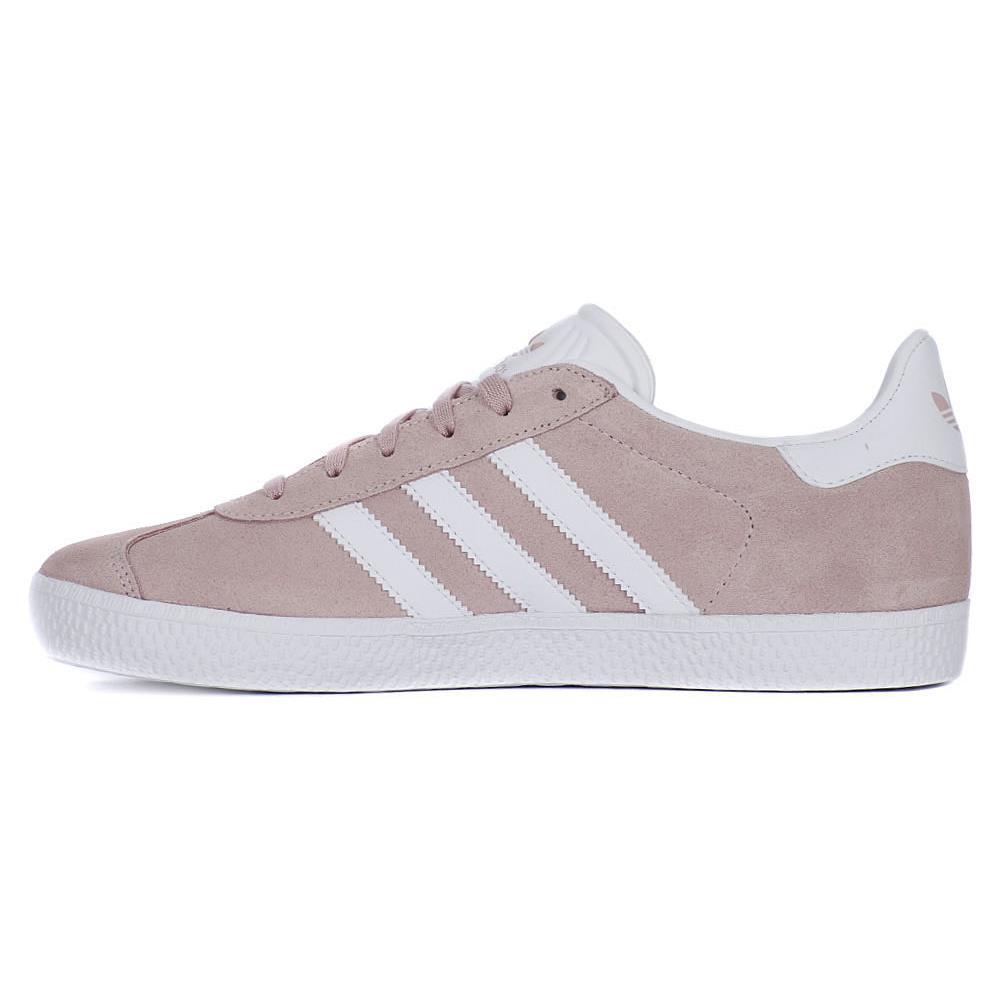 huge discount 123a6 91e77 Tutte le immagini. adidas Scarpe Gazelle J By9544 Taglia 38,6 Colore Bianco