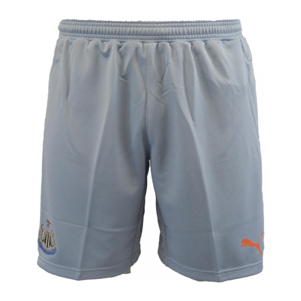 6e148185e Puma - 2015-2016 Newcastle Away Goalkeeper Shorts (kids) - Medium Boys - 26  inch Waist - ePRICE