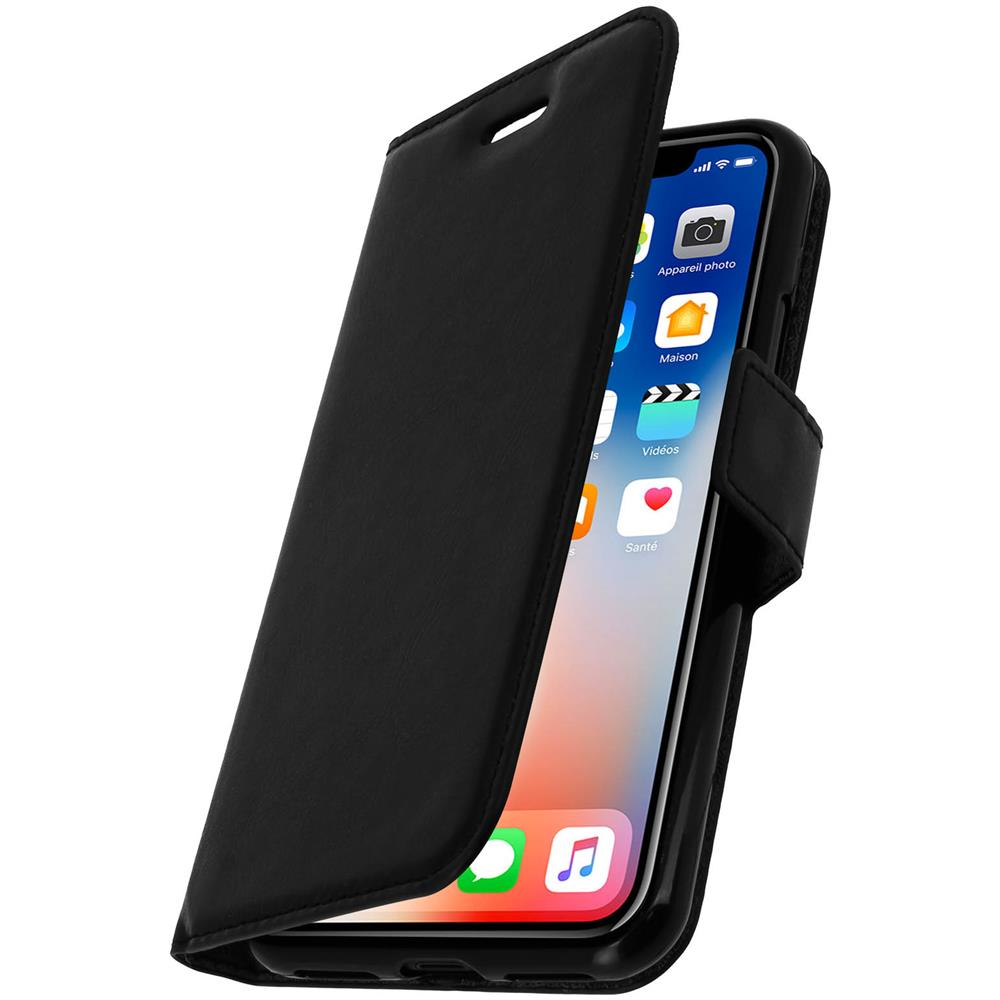 custodia iphone x portafoglio