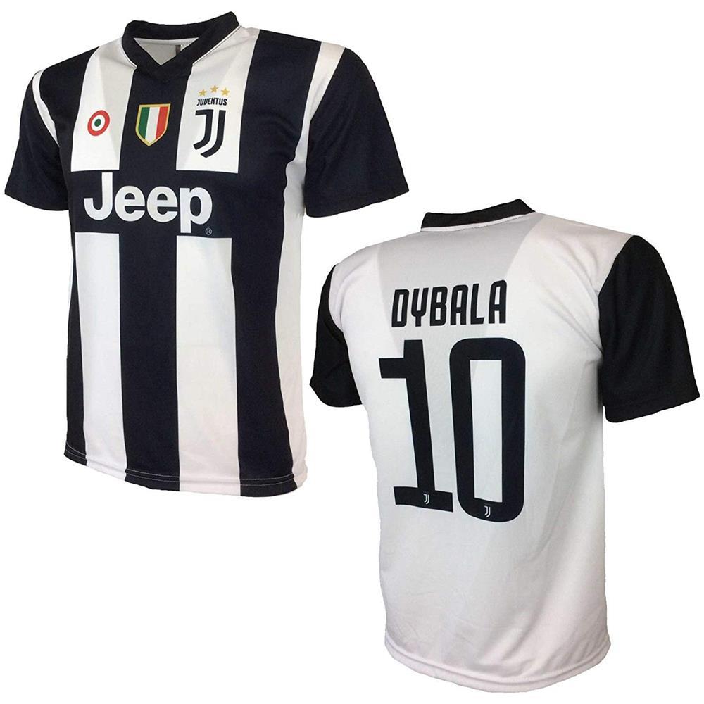Il Distintivo Pesaro Maglia Calcio Stagione 2018/19 Paulo Dybala Prodotto Ufficiale Juventus Fc Taglia 12 Anni Per Bambino Di 11 Anni O 12