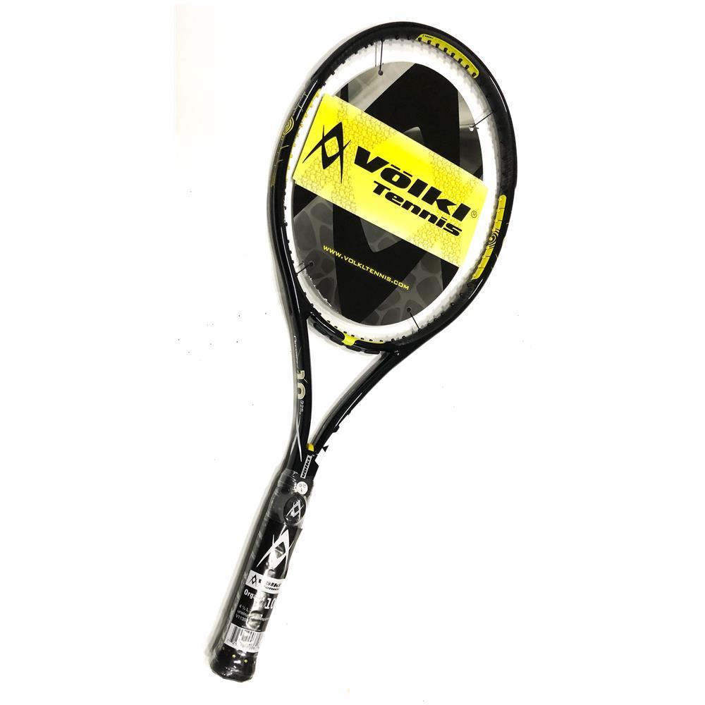 volkl V11359.3 Racchetta Da Tennis Volkda Adulto Organix 10 - 325 Gr Adult  Racket. Zoom 557a8af638d23