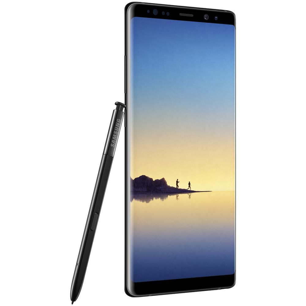 b87536ae9e00 SAMSUNG - Galaxy Note 8 Nero 64 GB 4G / LTE Dual Sim Impermeabile ...