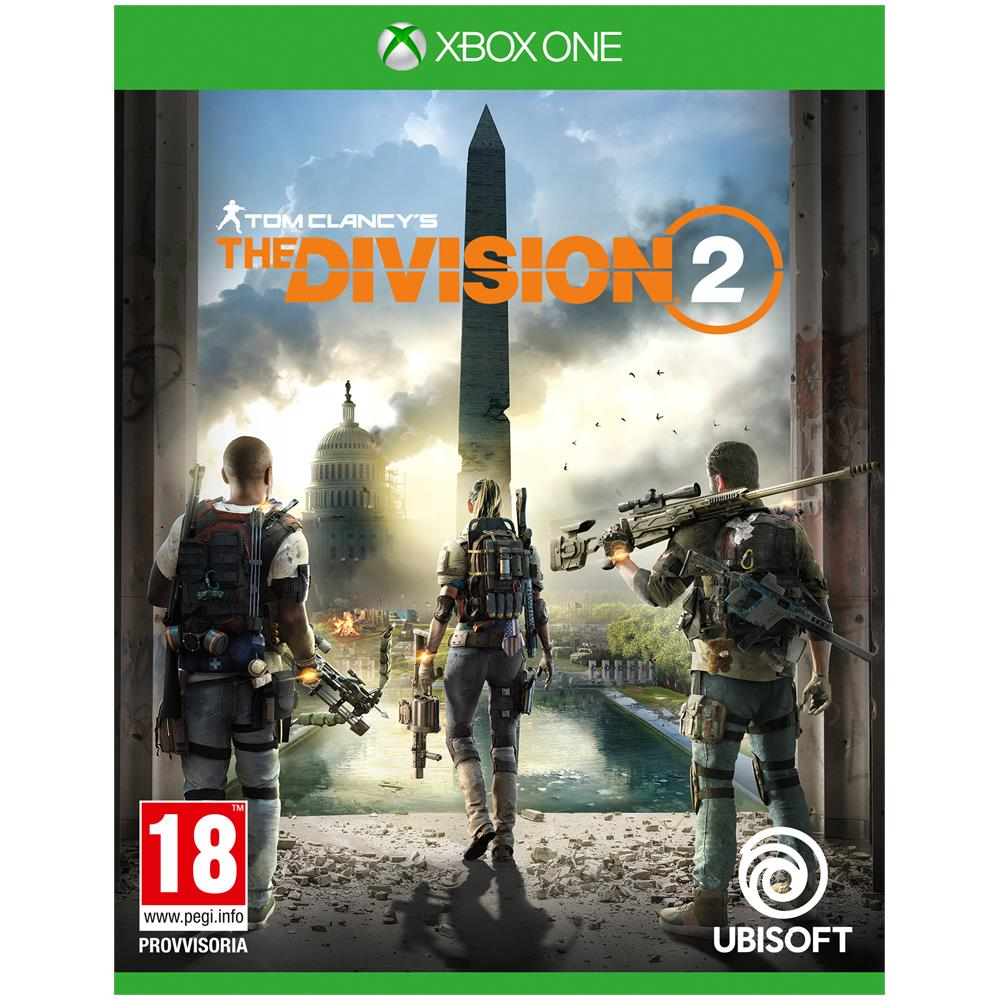 XONE - Tom Clancy's The Division 2 - Day One: 15/03/2019