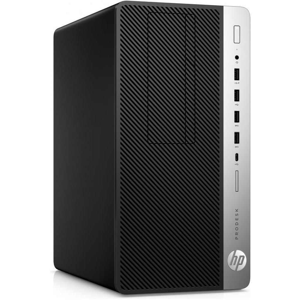 Pc Desktop ProDesk 600 G4 Intel Core i5-8500 Hexa Core 3 GHz Ram 8GB Hard Disk 1TB 3xUSB 3.0 5xUSB 3.1 Windows 10 Pro