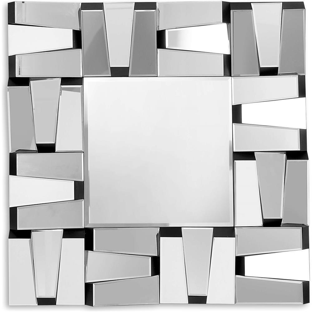 Pareti A Specchio Design arte dal mondo specchio rettangoli a sbarzo specchio di design decorativo  moderno grande da parete hm024a8080