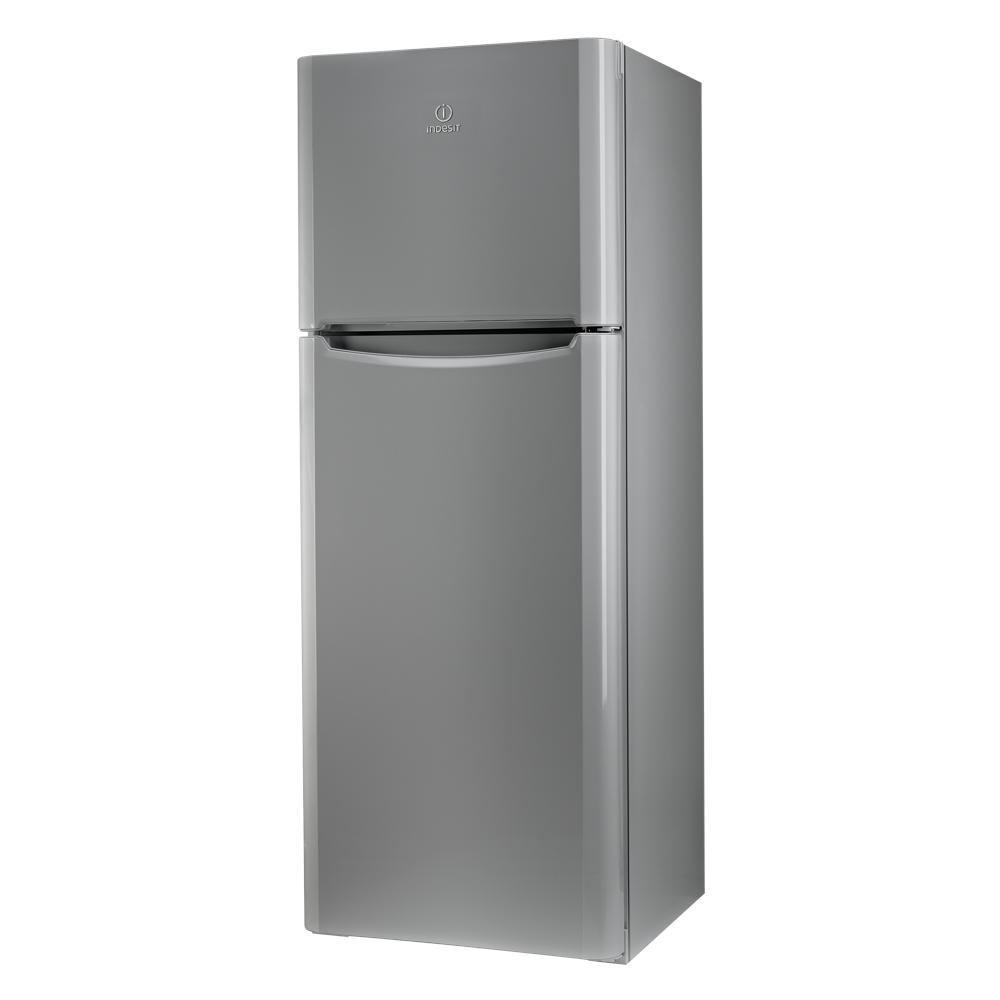 Come Pulire Un Frigorifero Usato indesit frigorifero doppia porta tiaa10vsi classe a+ capacità lorda / netta  258 / 251 litri colore argento