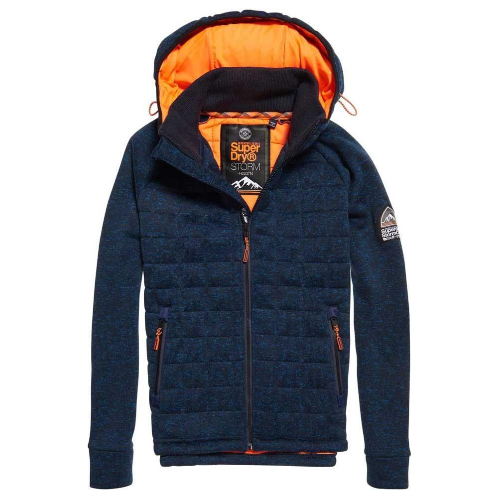 b1e1c1f953 SUPERDRY - Cappotti E Parka Superdry Storm Quilted Ziphood ...