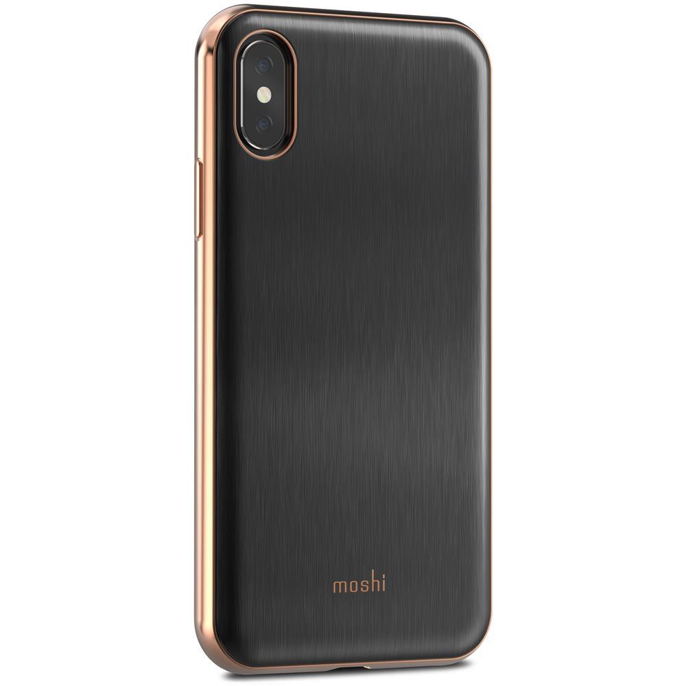 MOSHI Cover per Iphone X Colore Nero