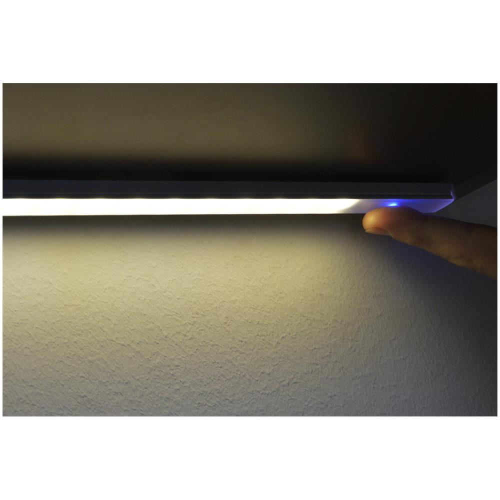 Soled Illuminazione - Barra Led 60 Cm Con Comando Touch Dimming, Da ...