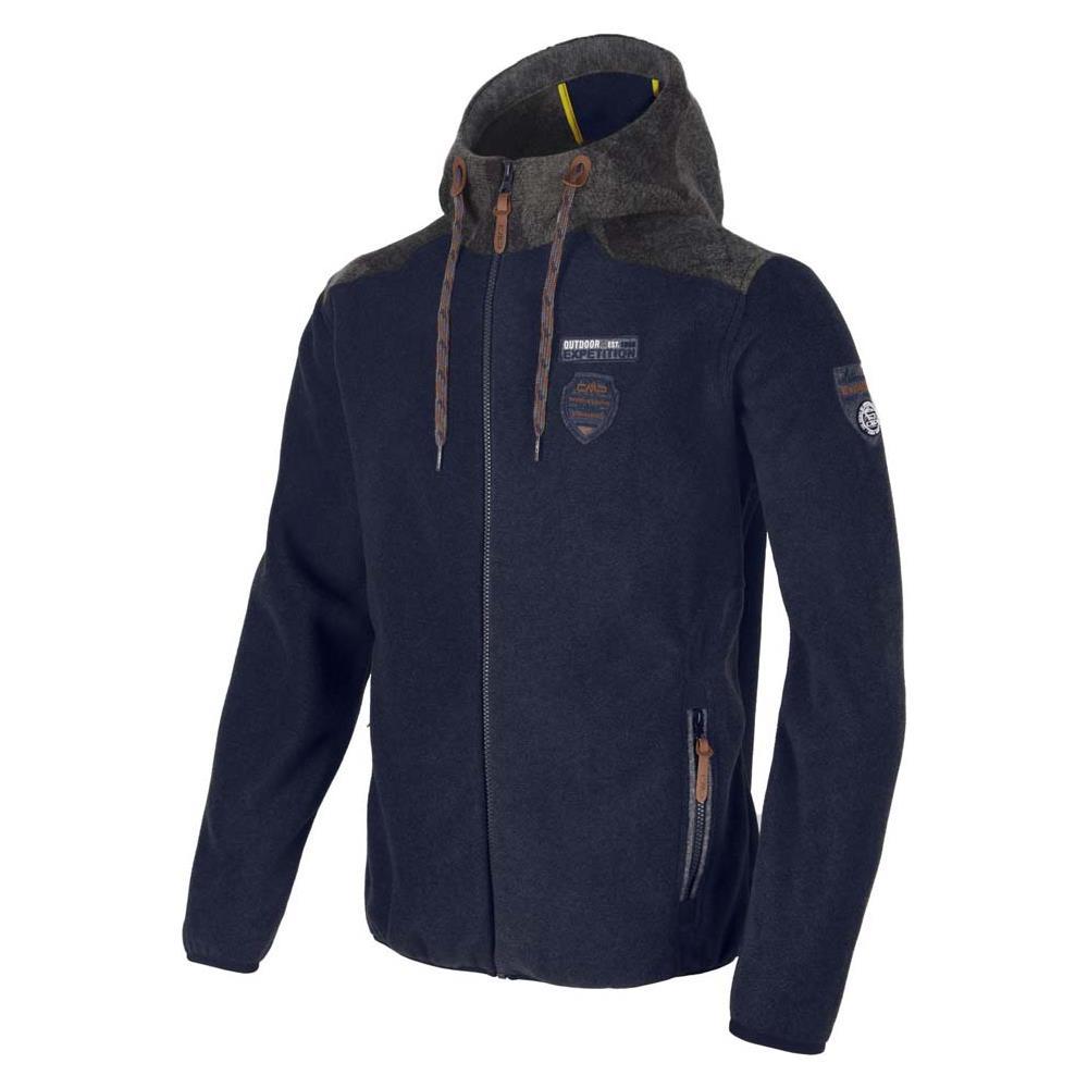 Cmp Pile Cmp Jacket Fix Hood Abbigliamento Uomo 50