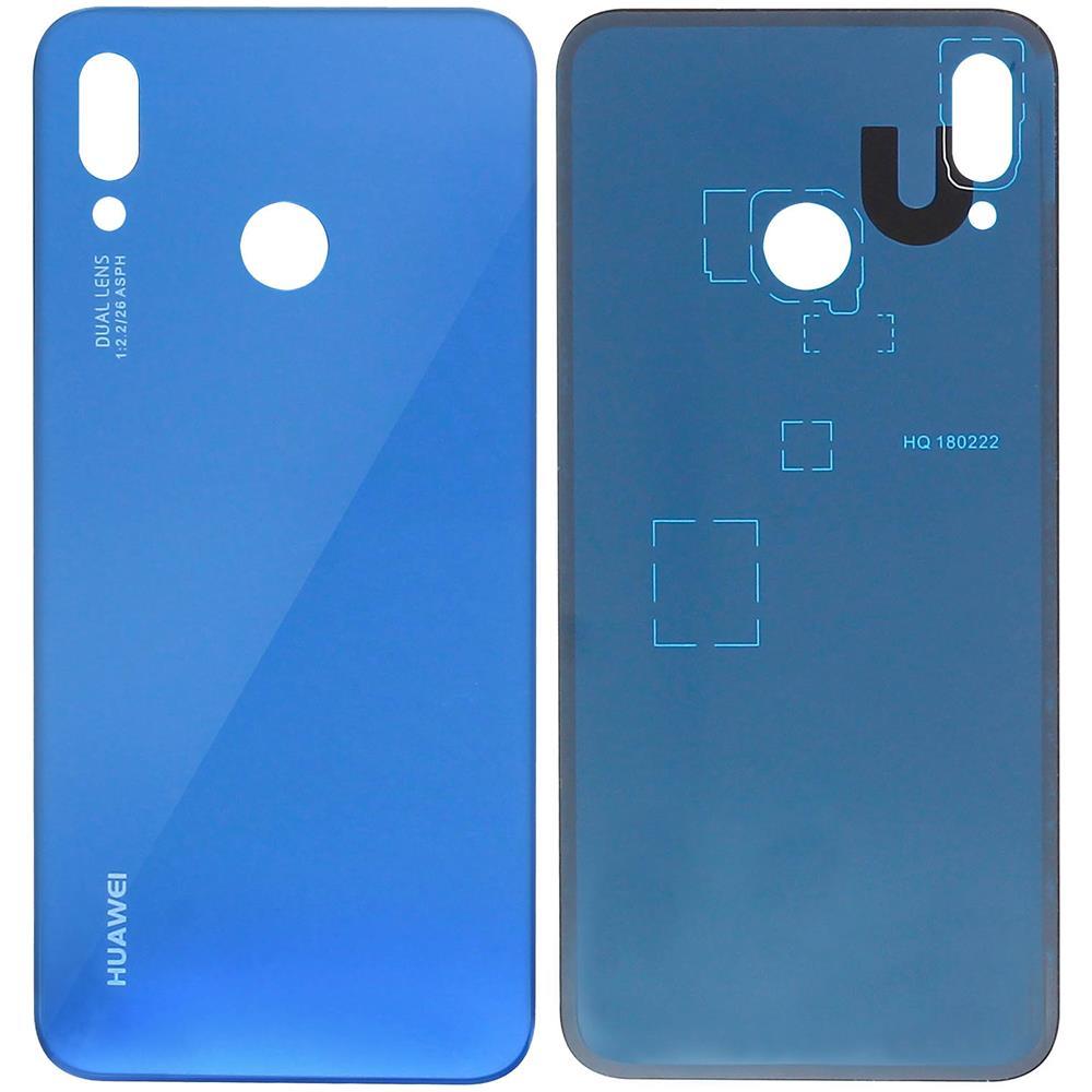 HUAWEI Copribatteria Originale Huawei P20 Lite Cover Posteriore Blu