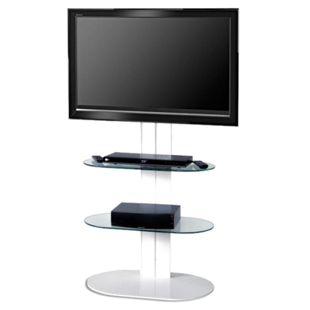 L&C DESIGN - Mobile TV Totem 1500 con Base per TV LED / LCD / PLASMA ...