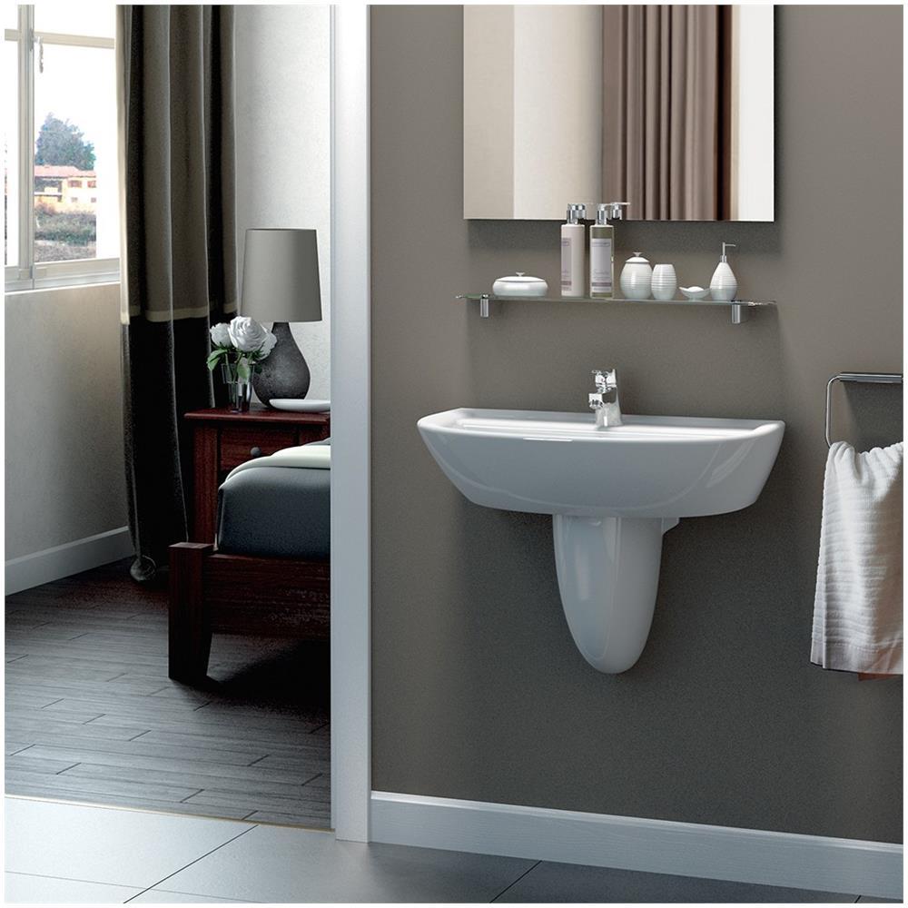 Lavabo A Colonna Design ideal standard lavabo e colonna serie quarzo / palio