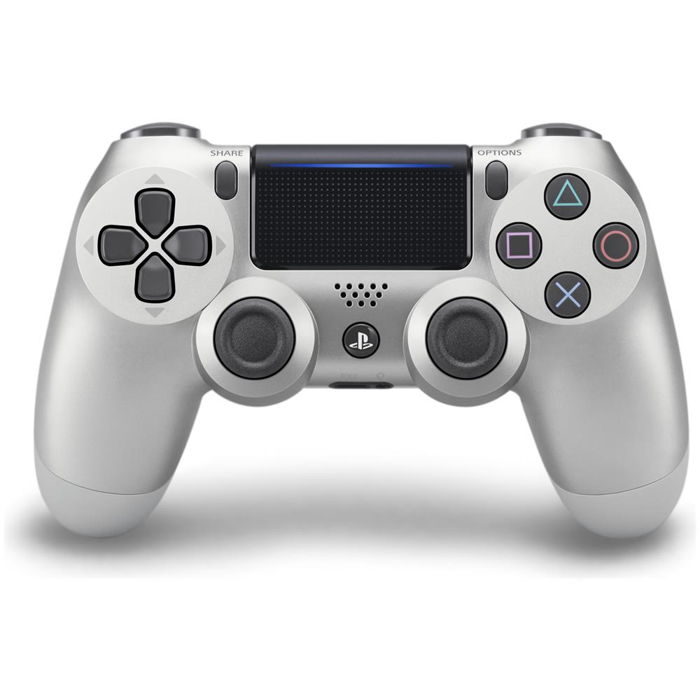 PS4 - Controller Dualshock 4 V2 Silver Wireless