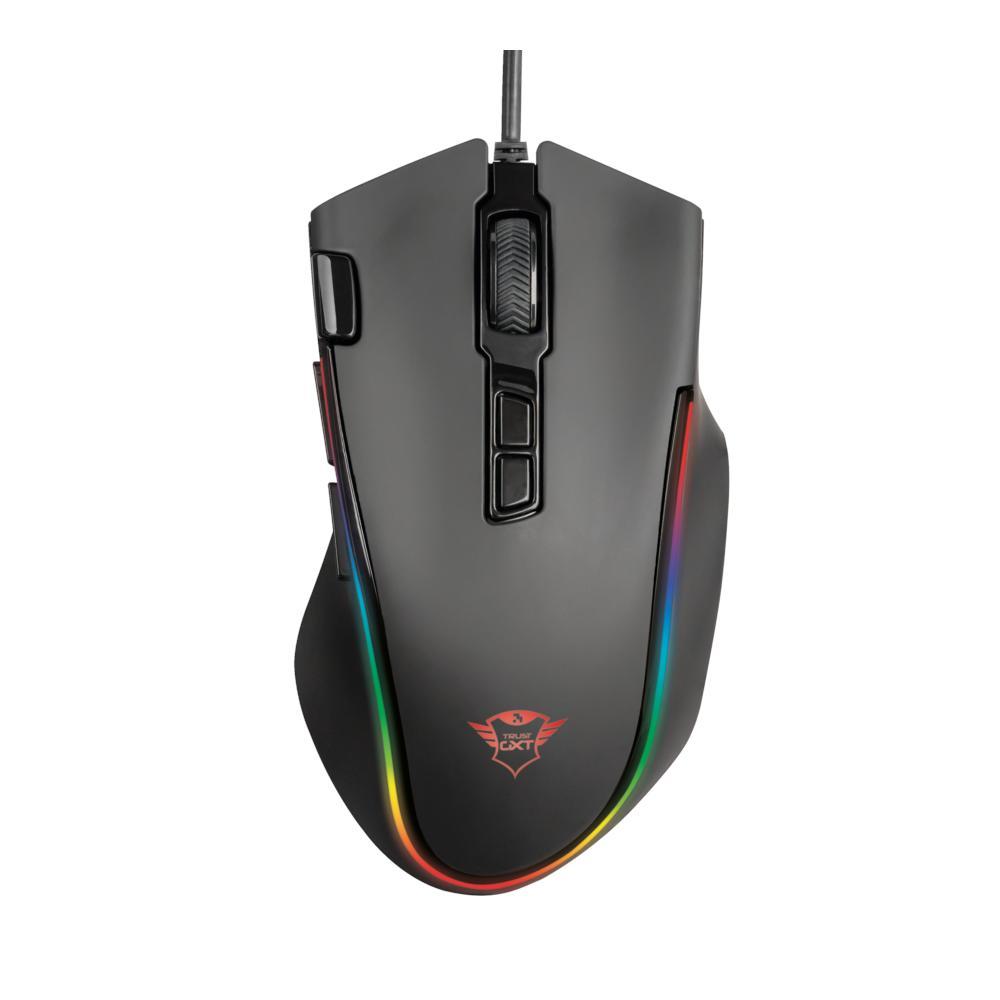 GXT 188 Laban Mouse da Gioco con Sensore di Precisione e Illuminazione LED RGB