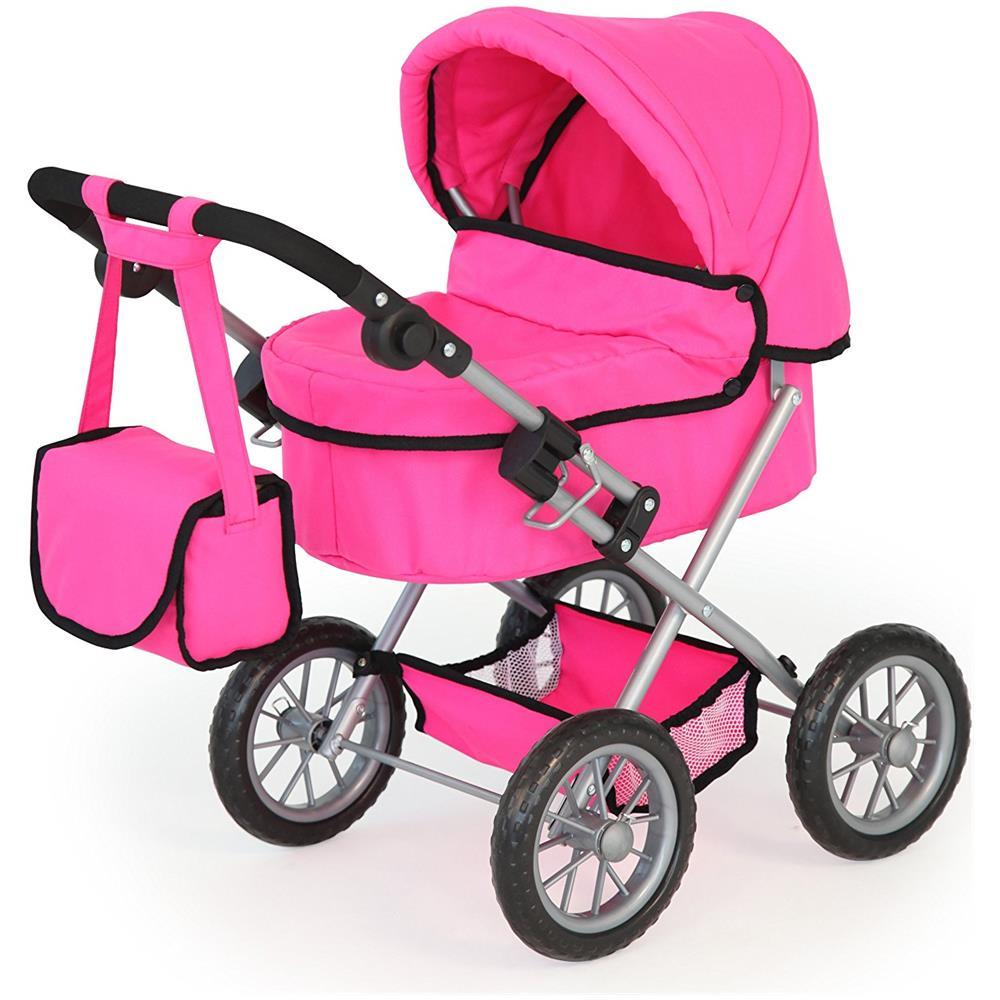 BAYER Passeggino per Bambole Colore Rosa