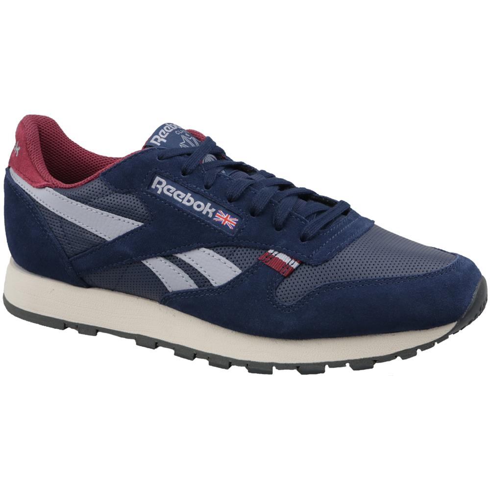 reebok classic leather blue