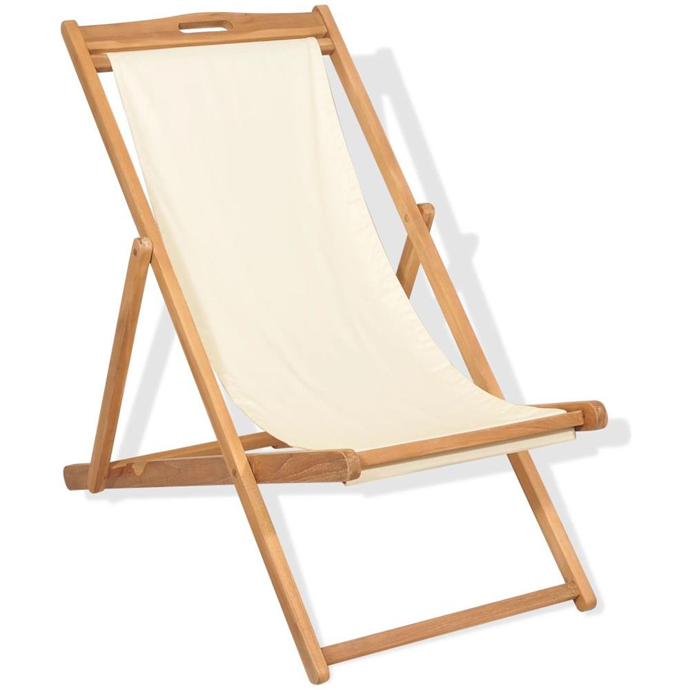 Crema per sedia pieghevole in PVC