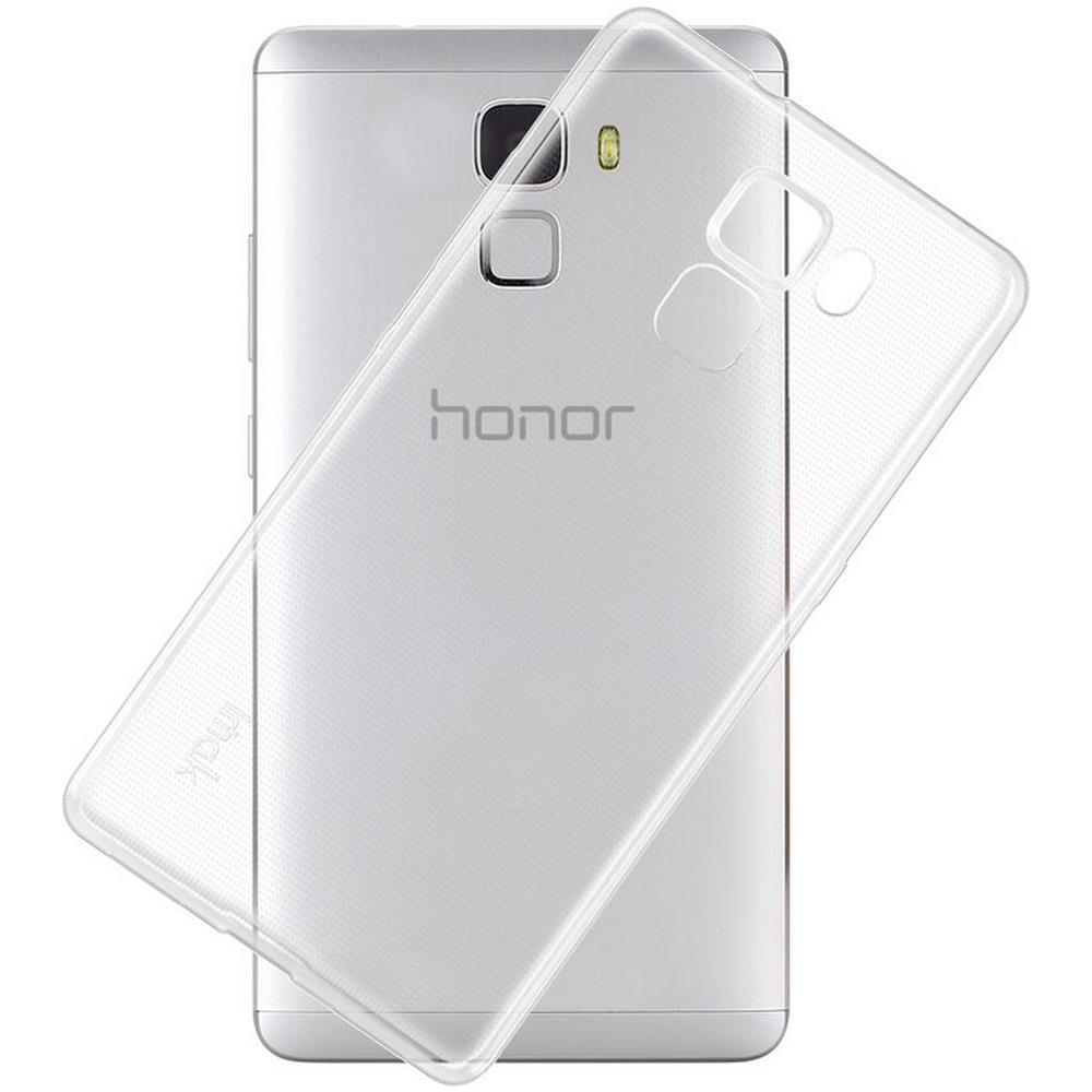 HUAWEI Custodia Cover Originale Huawei Case Tpu Trasparente Per Honor 7