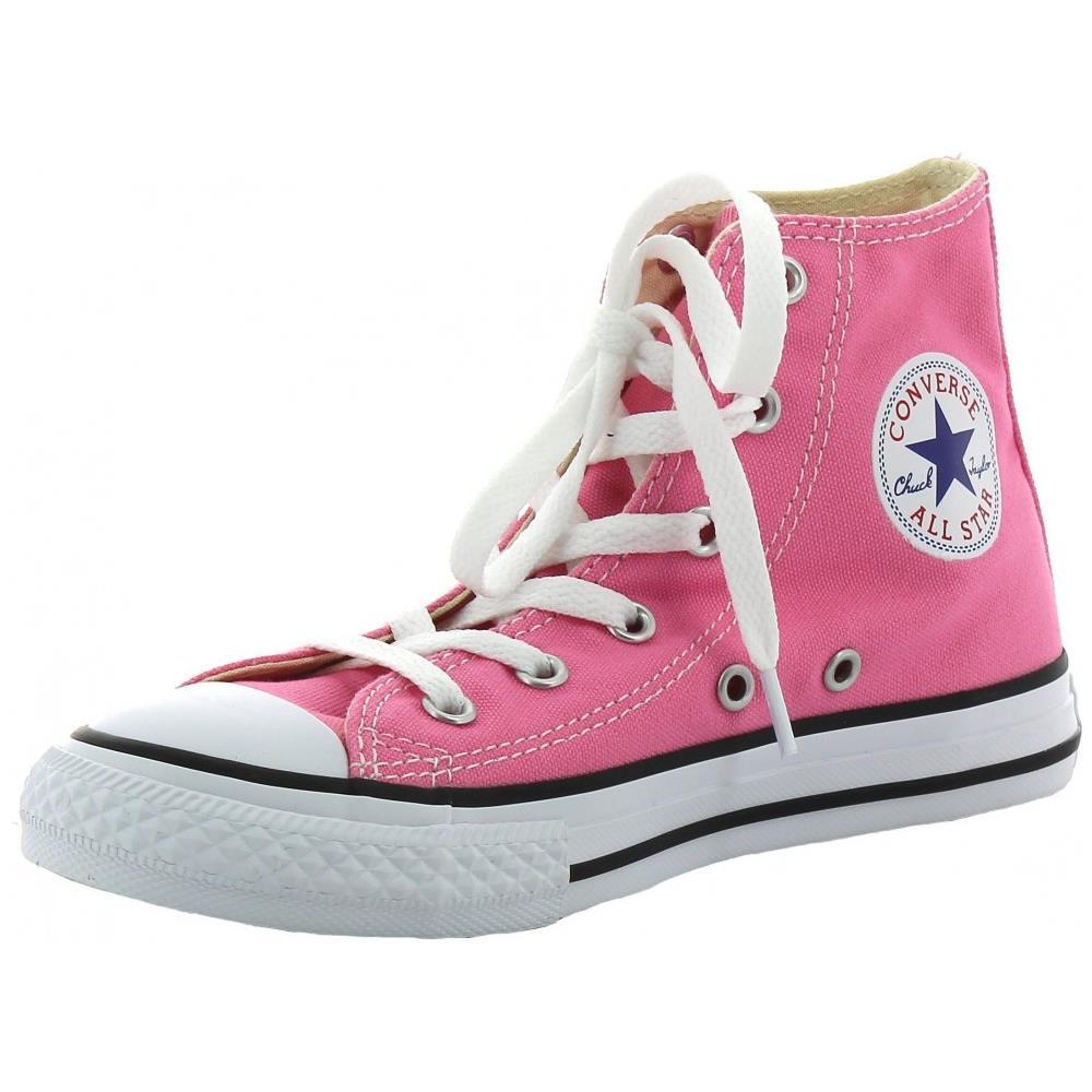 all star converse bambina rosa