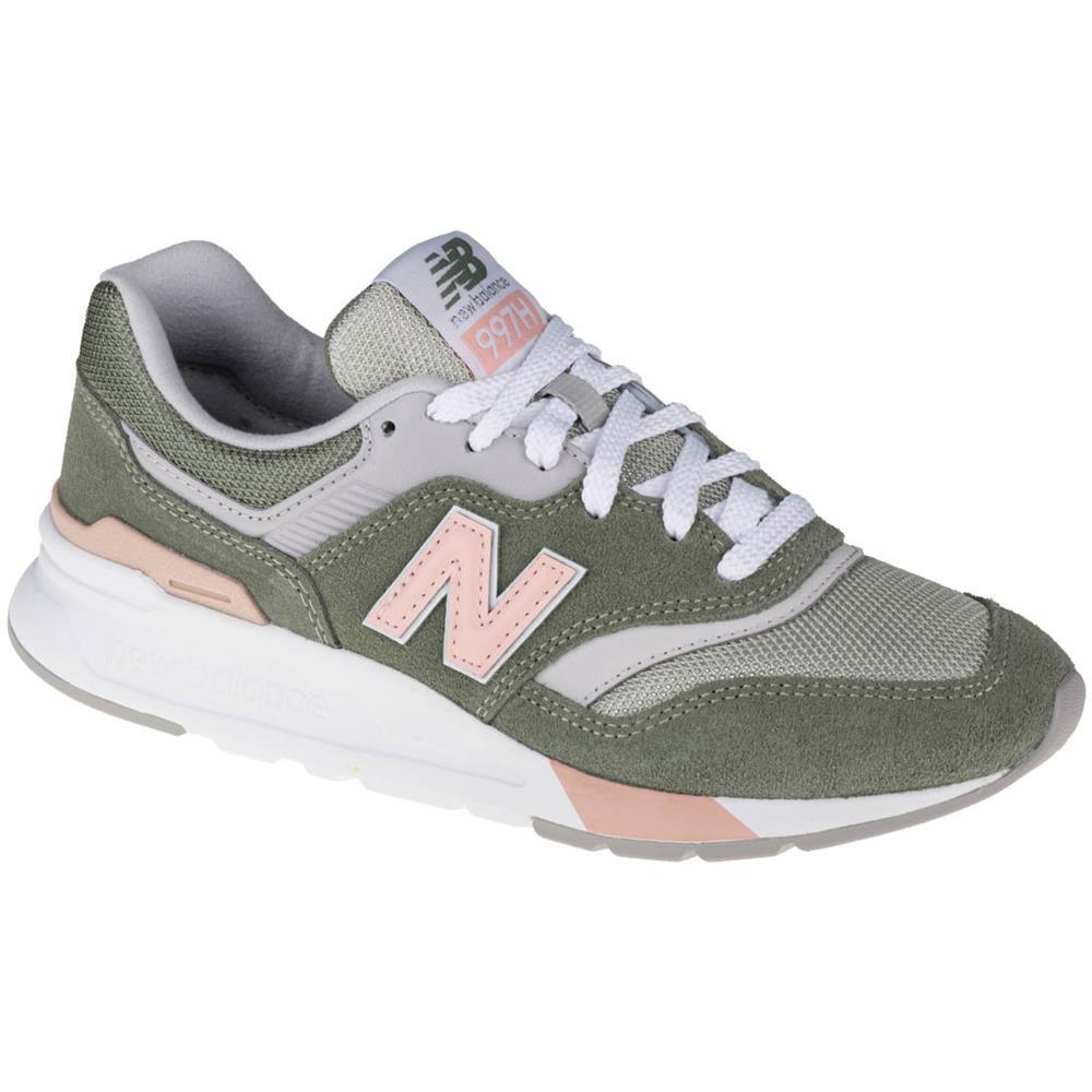 NEW BALANCE Cw997hvc, Donna, Verde, Sneakers, Numero: Eu