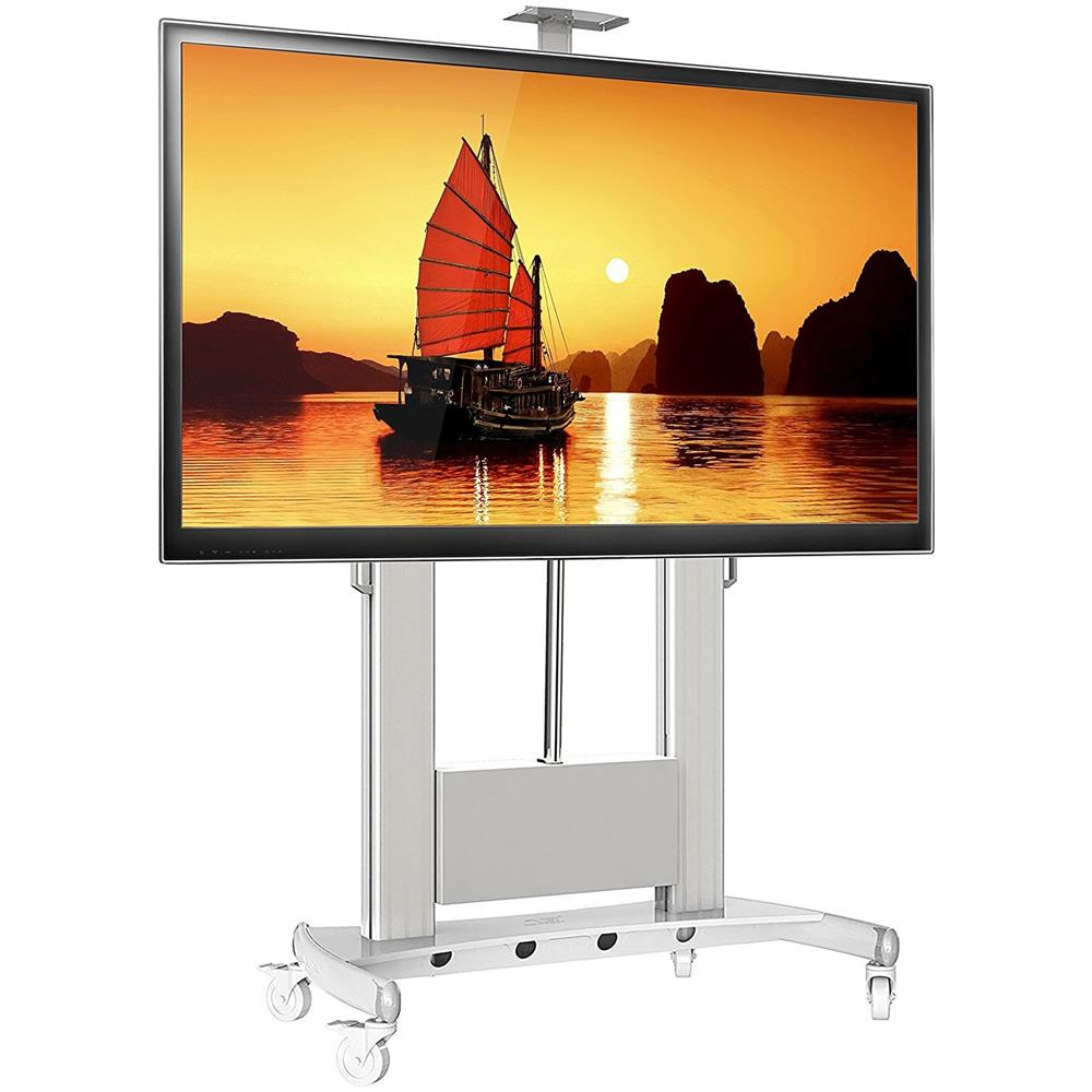 StandMounts - Carrello Porta Tv Con Ruote Mobile Porta Supporto Tv ...