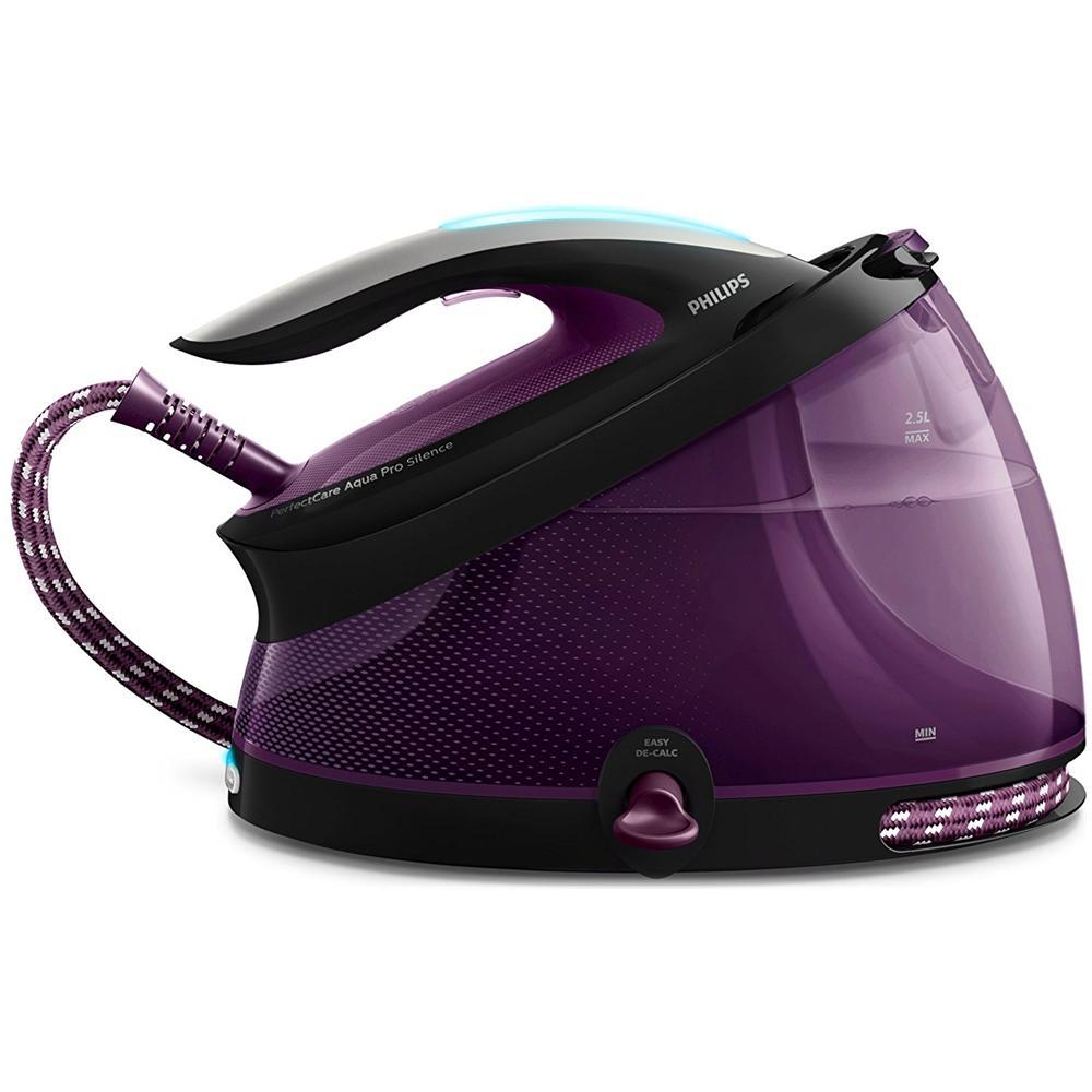 Prezzo Del Ferro Vecchio Oggi philips gc9405/80 ferro generatore di vapore con caldaia continua potenza  2100 watt colore viola