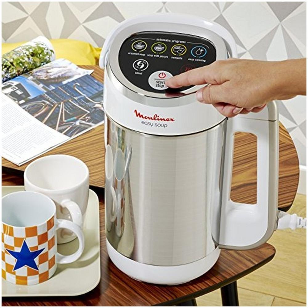 Moulinex robot da cucina easy soup eprice - Robot da cucina moulinex ...