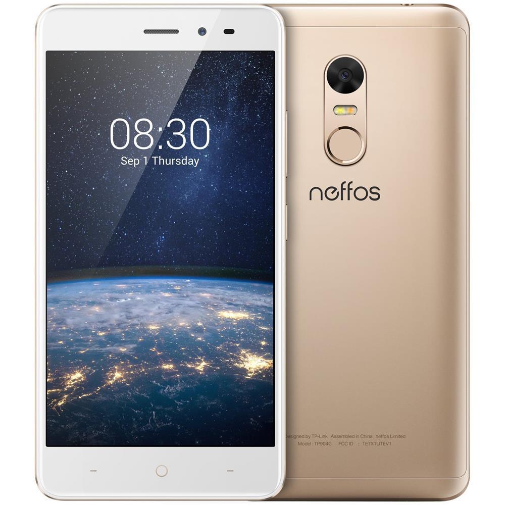 Tp Link Neffos X1 Oro 32 Gb 4g Lte Dual Sim Display 5 Hd Slot