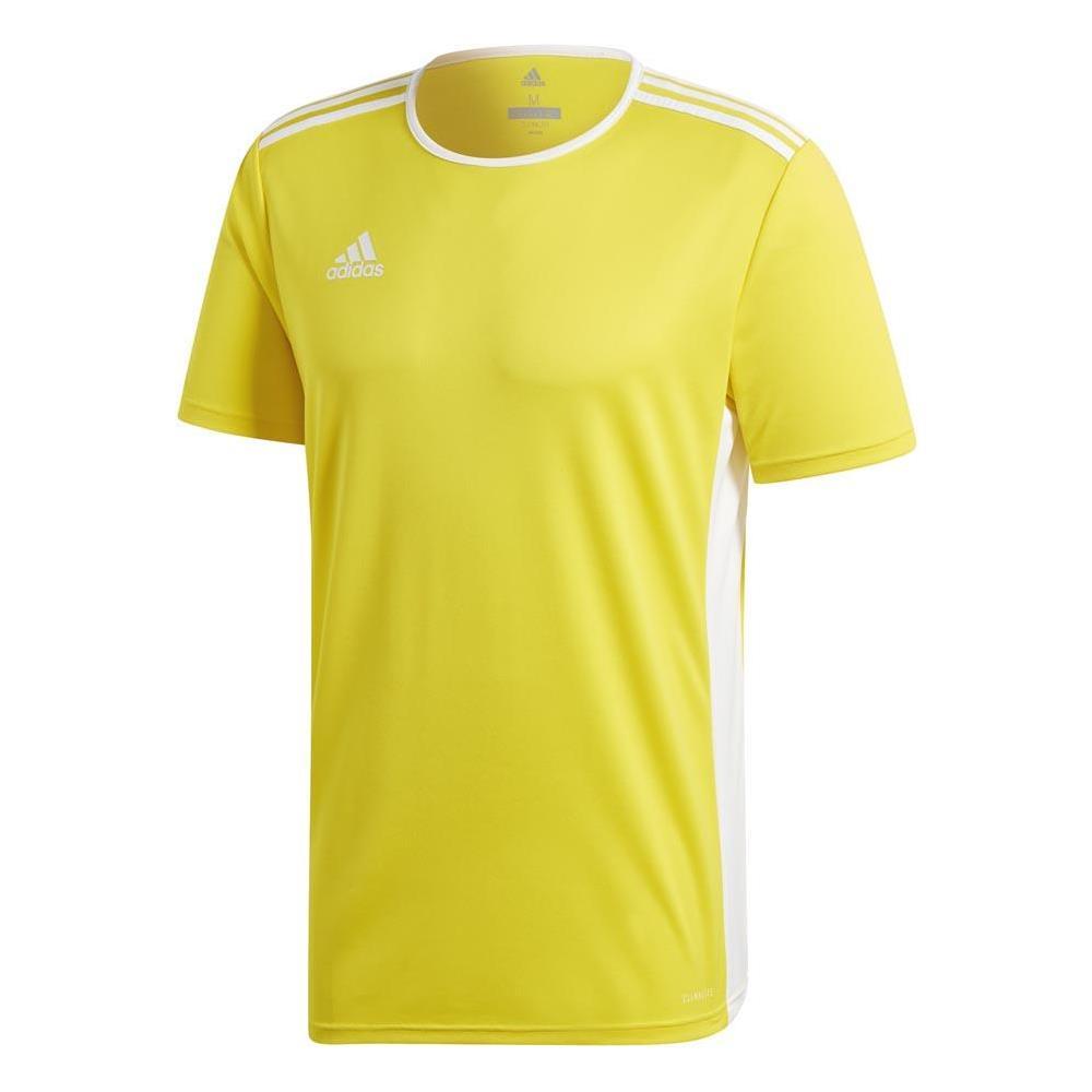 adidas - Magliette Adidas Entrada 18 S   s Abbigliamento Uomo S - ePRICE 8c277a56dc3a