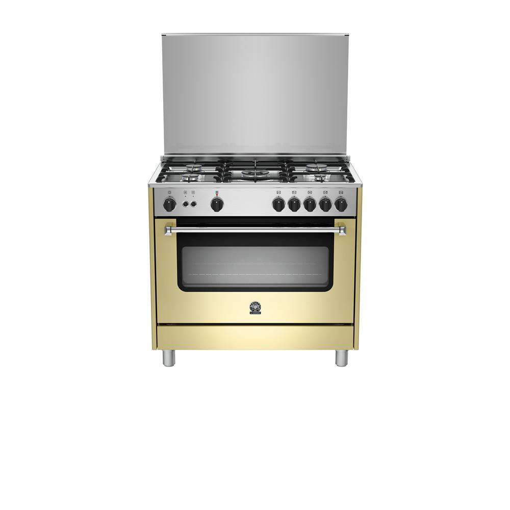 Bertazzoni la germania cucina elettrica ams95c61ccr 5 - Eprice cucine a gas ...