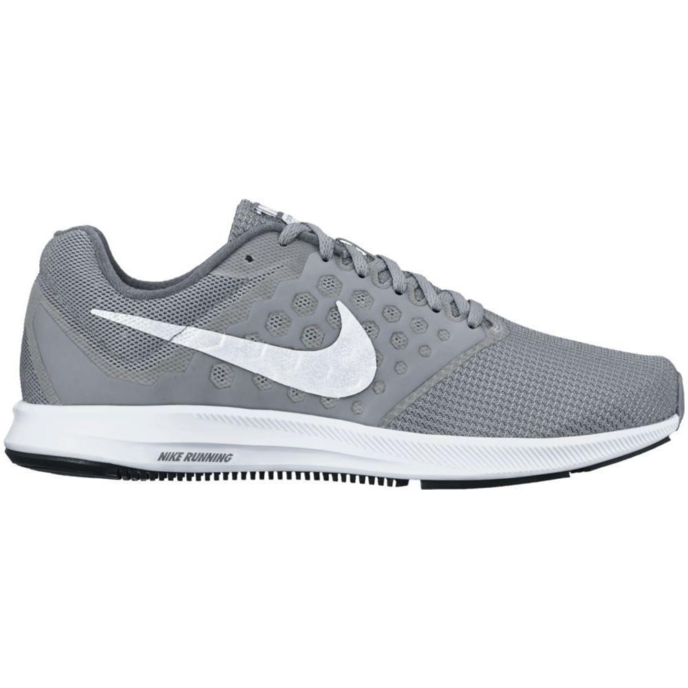 427f0493a184d Nike - Scarpa Donna Downshifter 7 Grigio Bianco 38