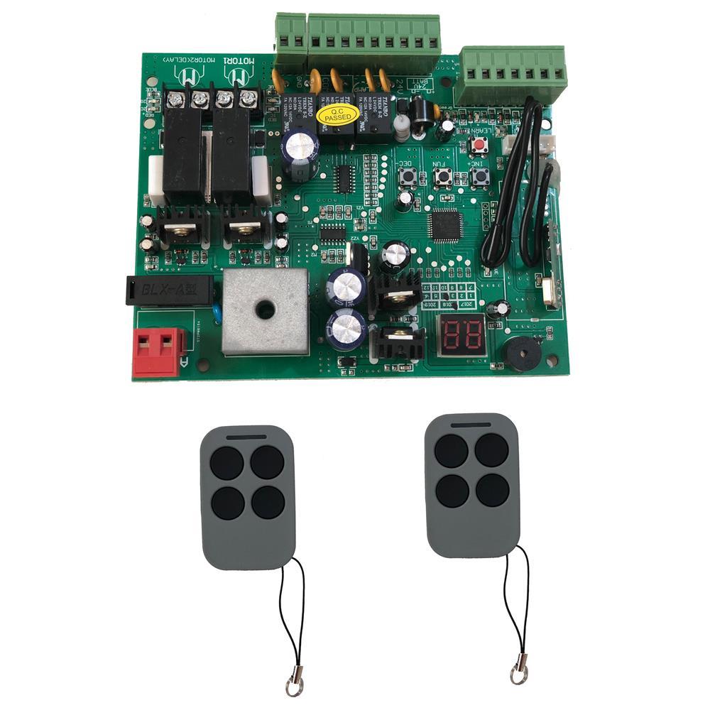 Motori Per Cancelli A Due Ante.Fp Tech Kit Automazione Cancello Battente 2 Ante Motore