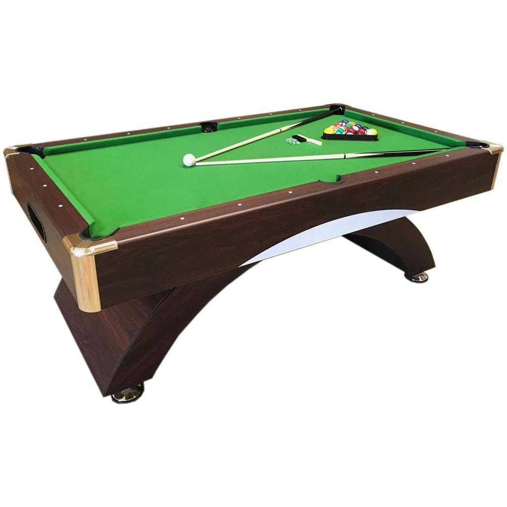 Simba - Tavolo Da Bigliardo 8 Ft + Accessori Per Carambola + Snooker ...